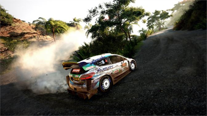WRC 9 Xbox Series X Review