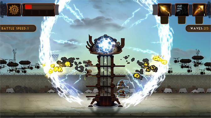 Steampunk Tower 2 Review