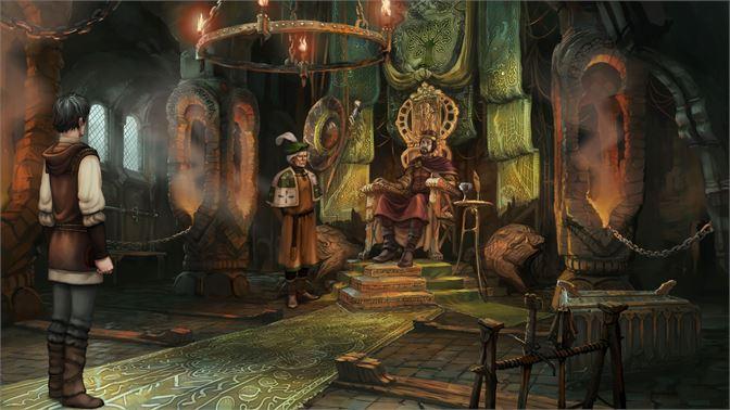 The Dark Eye: Chains of Satinav Game