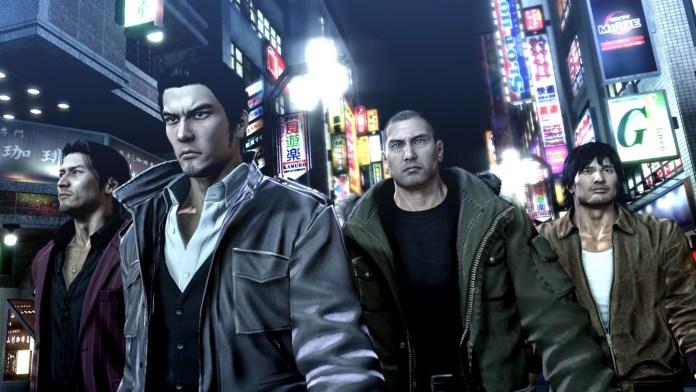Yakuza Remastered Collection Xbox