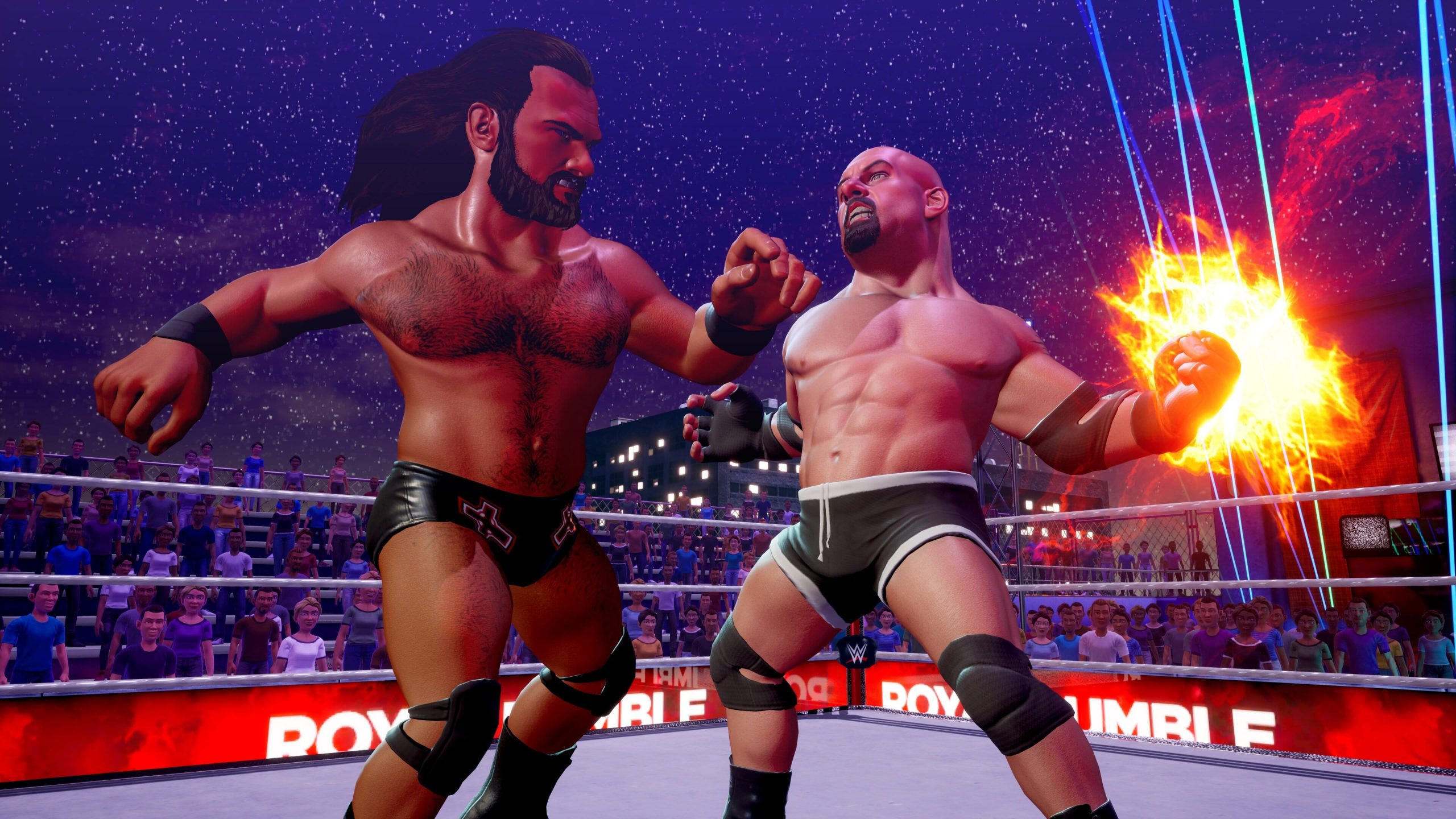 WWE Royal Rumble 2021 Predictions - WWE 2K Battlegrounds style!