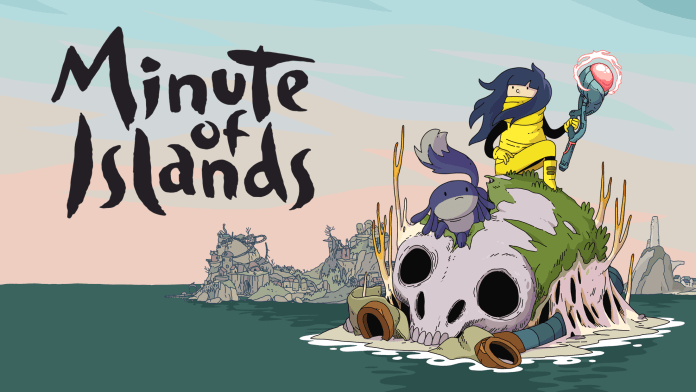 minute of islands xbox