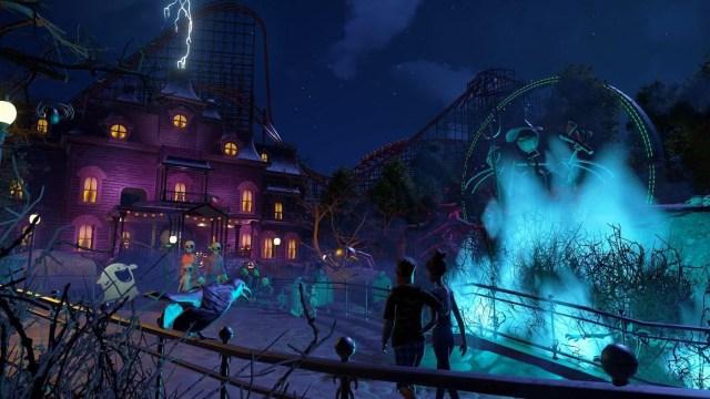 Planet Coaster: Spooky Pack DLC