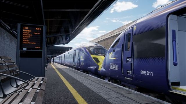 Train Sim World 2 Southeastern High Speed London St Pancras - Faversham Review