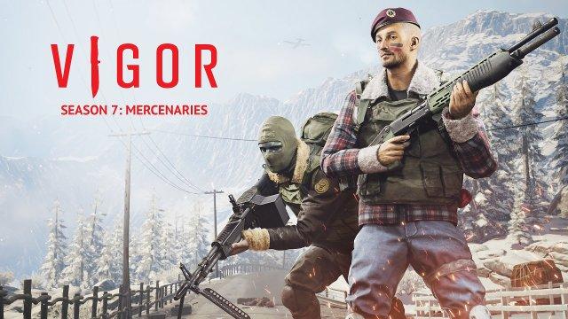 Vigor season 7