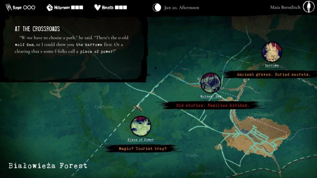 Werewolf: The Apocalypse - Heart of the Forest Xbox