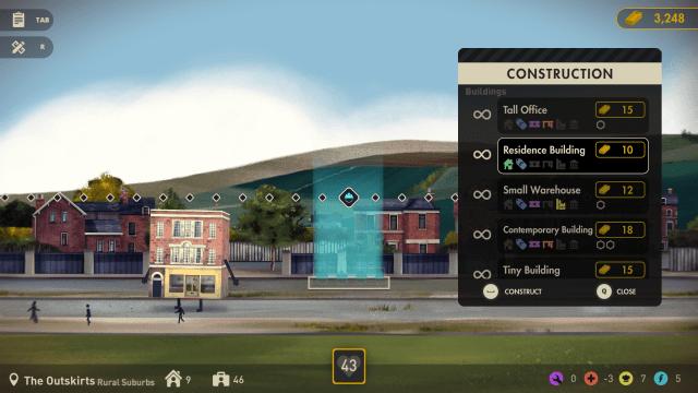 Buildings Have Feelings Too! Review