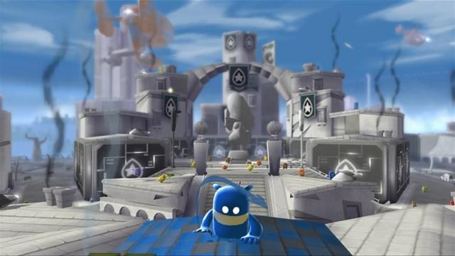 de Blob 2 Xbox