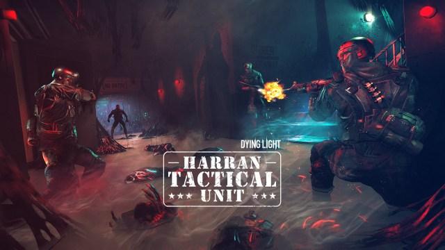 dying light harran tactical unit