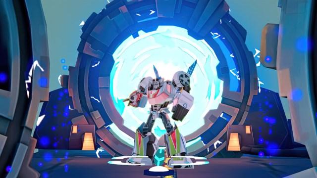 transformers battlegrounds shattered spacebridge