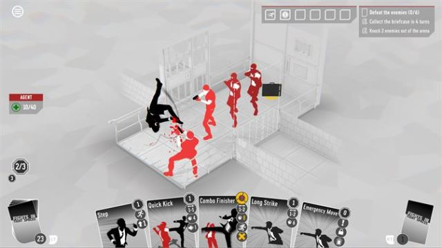 Fights in Tight Spaces Xbox Game Preview