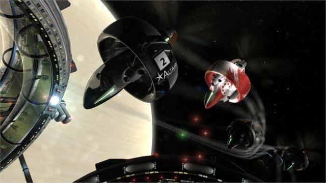 Orbital Racer Review