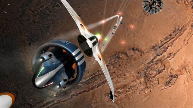 Orbital Racer Xbox