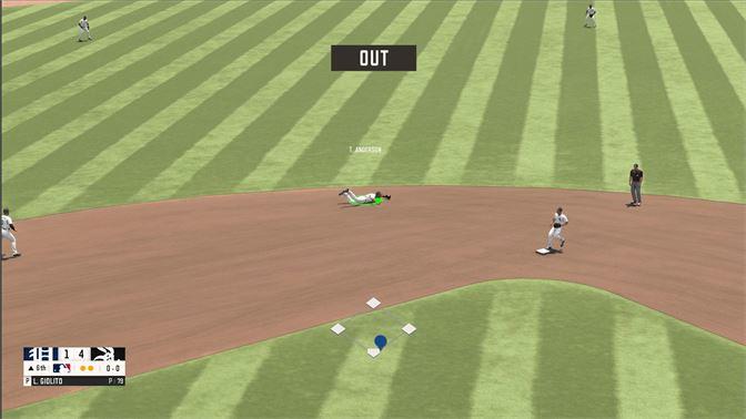 R.B.I. Baseball 21 Xbox