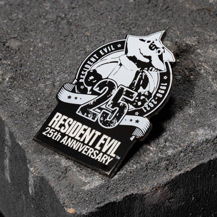 resident evil pins