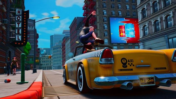 Taxi Chaos Xbox