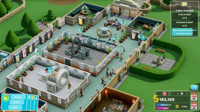 Two Point Hospital: JUMBO Edition Xbox