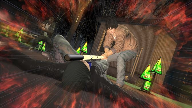 Yakuza 5 Remastered Xbox