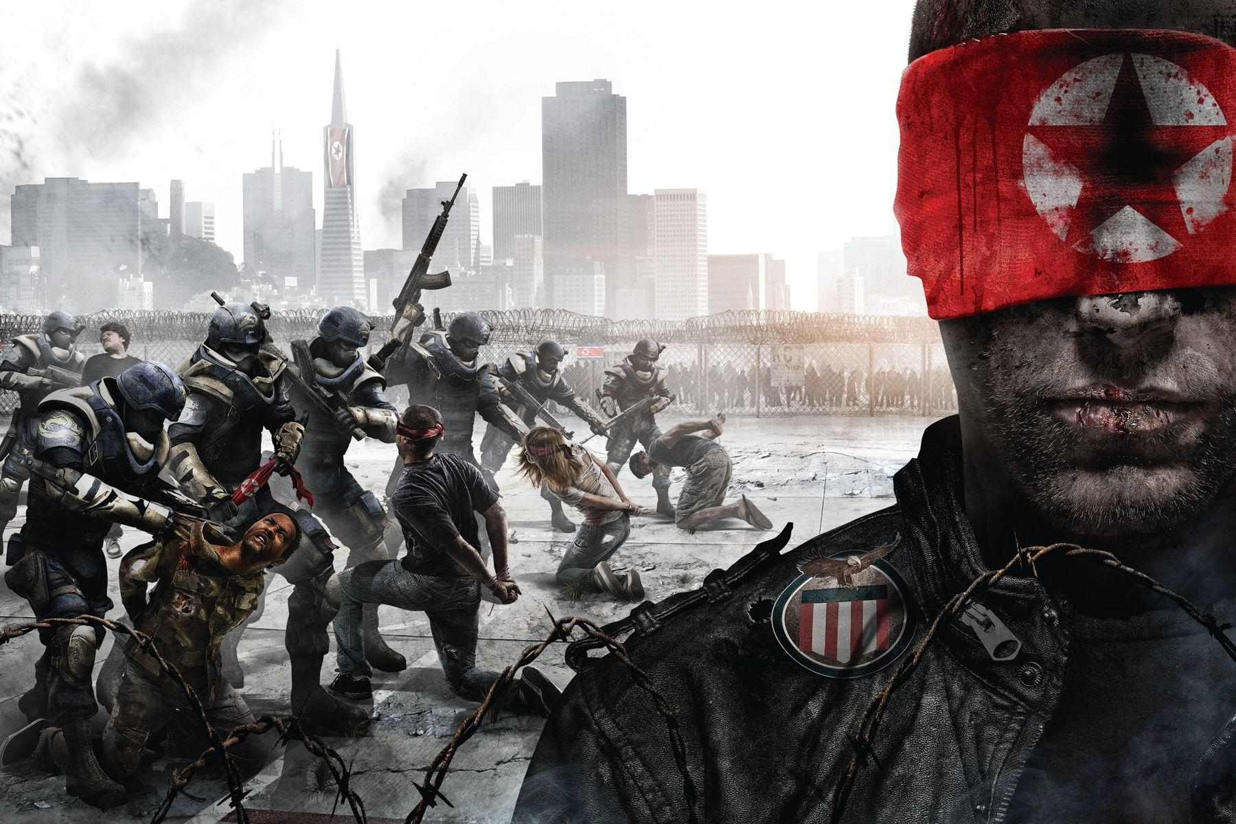 Looking back to 2011 and the arrival of Homefront