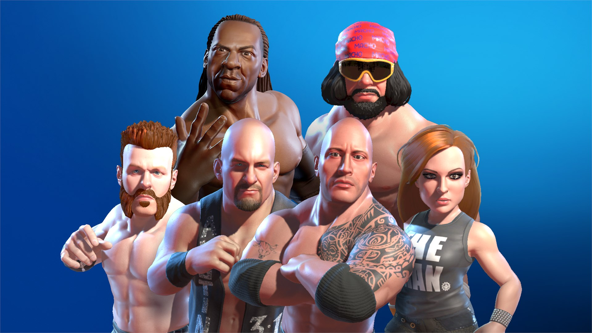 Make the most of WWE 2K Battlegrounds with the new Ultimate Brawlers Pass    TheXboxHub
