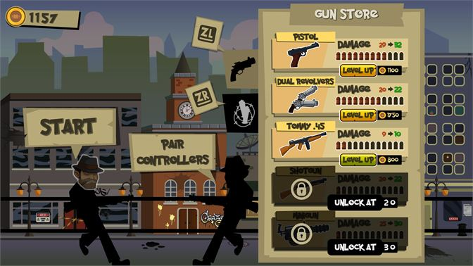 Gangsta Paradise Review