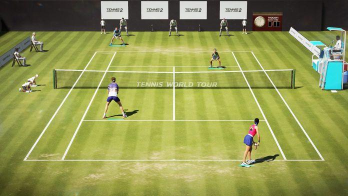 Tennis World Tour 2 - Complete Edition Xbox Series X S