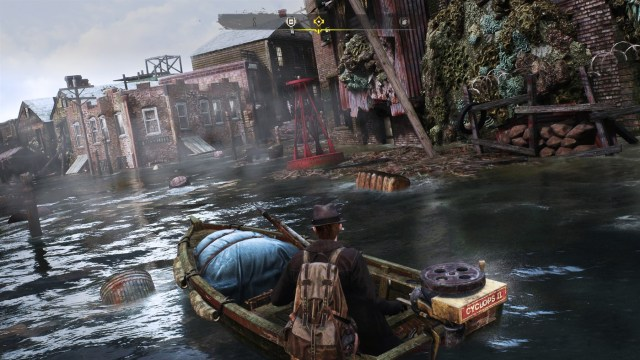 The Sinking City Xbox Series X Review