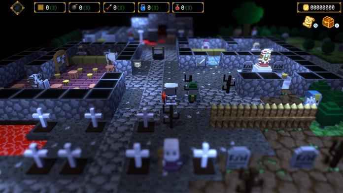 dungeon and gravestone xbox