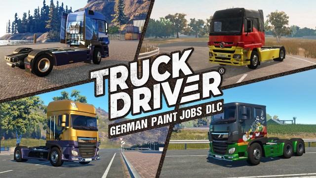 truck driver german dlc