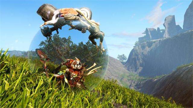 Biomutant Xbox Review