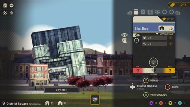 Buildings Have Feelings Too! Xbox
