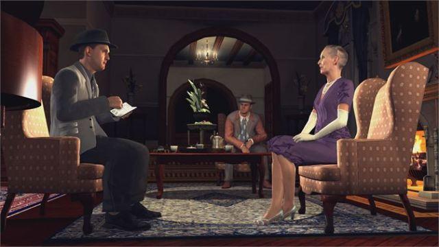 L.A. Noire Xbox
