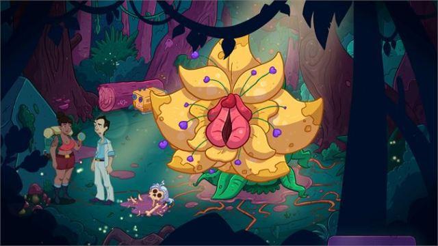 Leisure Suit Larry - Wet Dreams Die Twice Review