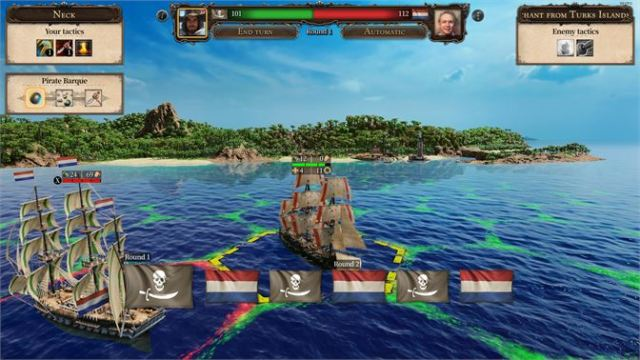 Port Royale 4 - Buccaneers Review