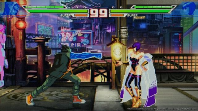 blazing strike screenshot