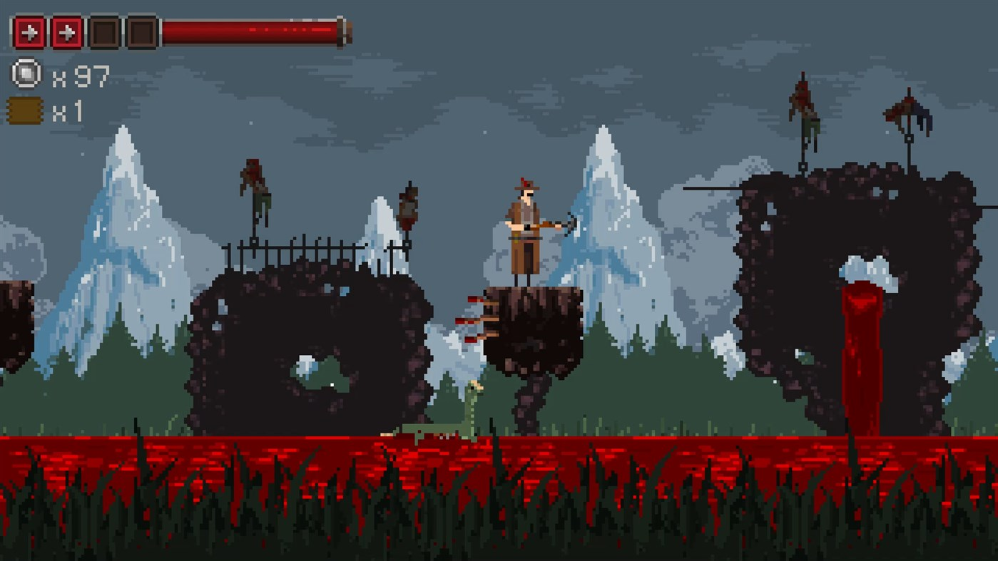 The grim and gritty Crossbow Crusade takes aim at Xbox | TheXboxHub