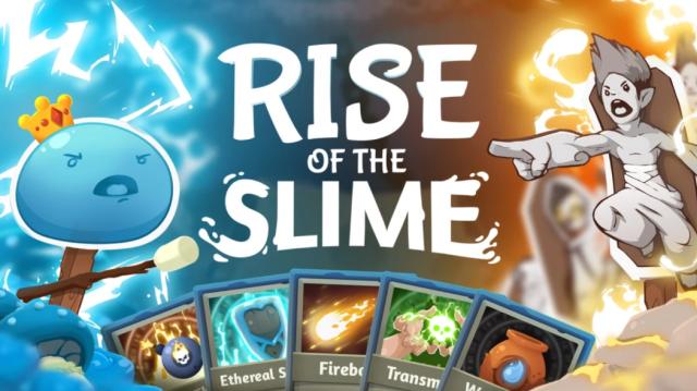 rise of the slime full keyart