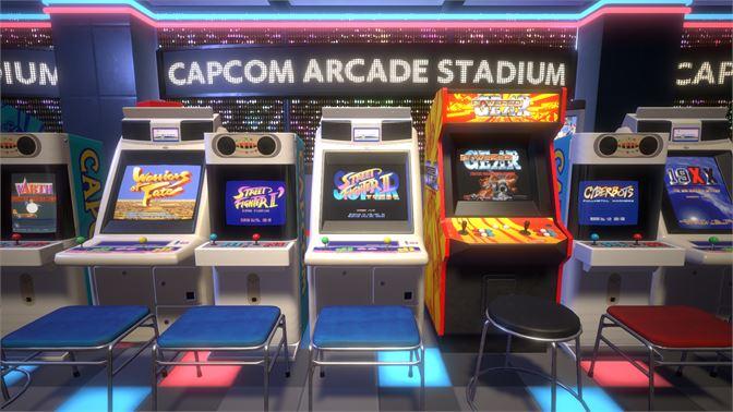 Capcom Arcade Stadium Xbox