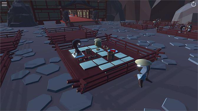 Chess Knights: Shinobi Xbox