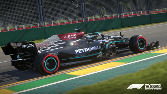F1 2021 hamilton