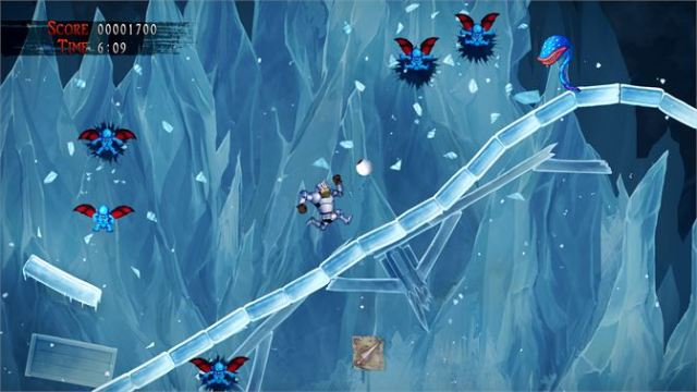 Ghosts 'n Goblins Resurrection Xbox
