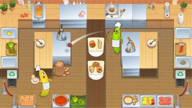 Let's Cook Together