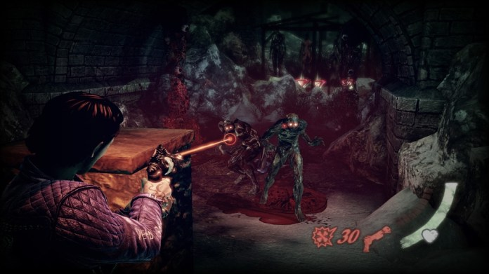 Shadows of the Damned Xbox