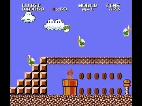 Mario The Lost Levels
