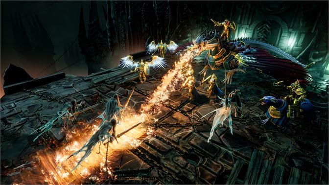 Warhammer Age of Sigmar: Storm Ground Xbox Review