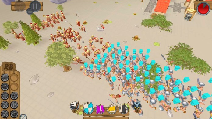 gallic wars battle simulator release