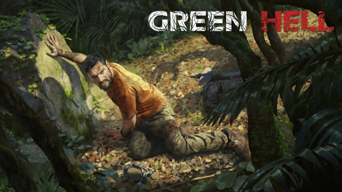 green hell keyart