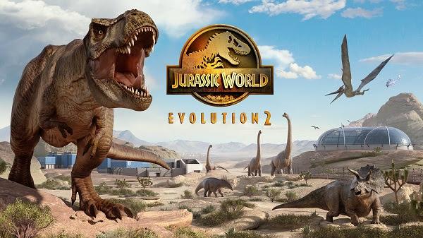 jurassic world evolution 2 xbox