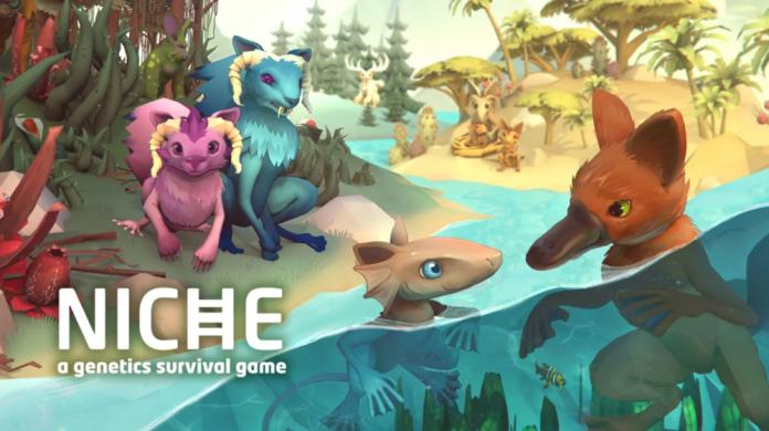 niche a genetics survival game header