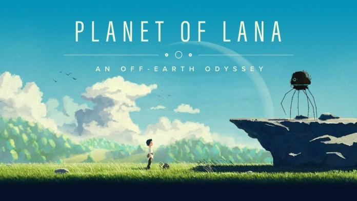 planet of lana xbox
